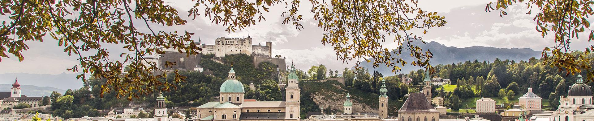 Ausflugsziel Altstadt Salzburg