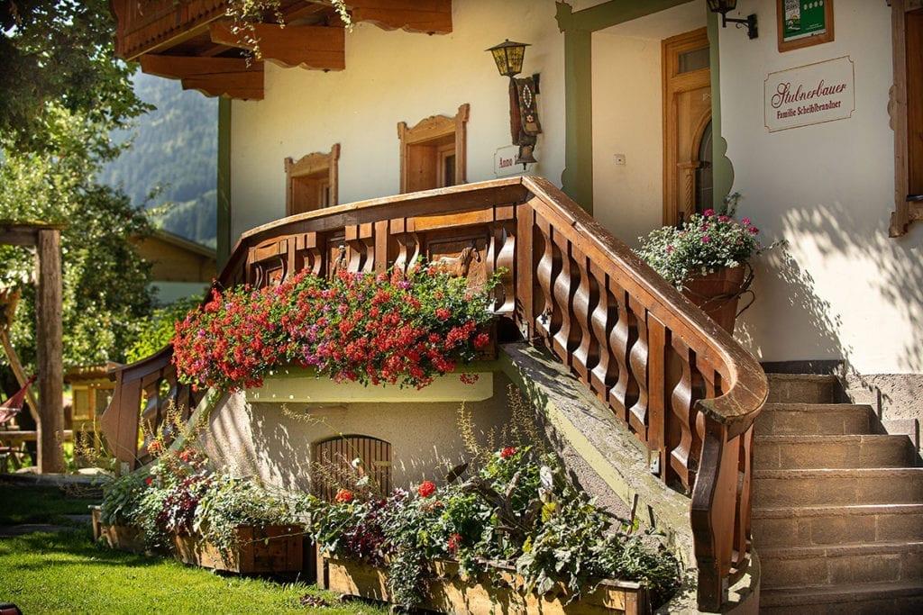 Bauernhofurlaub im Gasteinertal, Stubnerbauer
