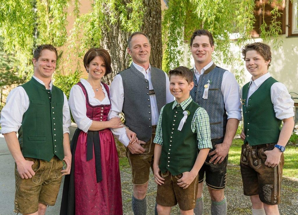 Familie Scheiblbrandner, Stubnerbauer