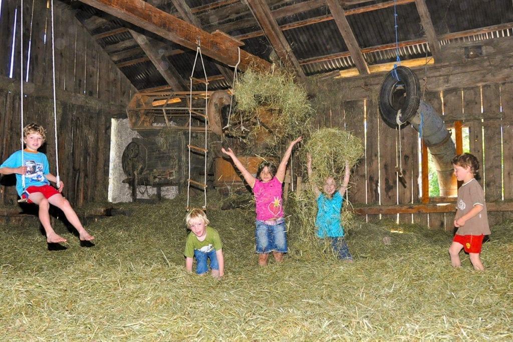 Familienurlaub am Bauernhof in Bad Hofgastein