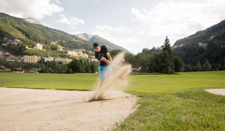 Golf - Sommerurlaub in Gastein