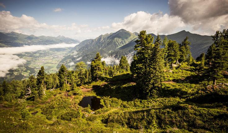 Erlebnisberg Graukogel - Sommerurlaub in Gastein
