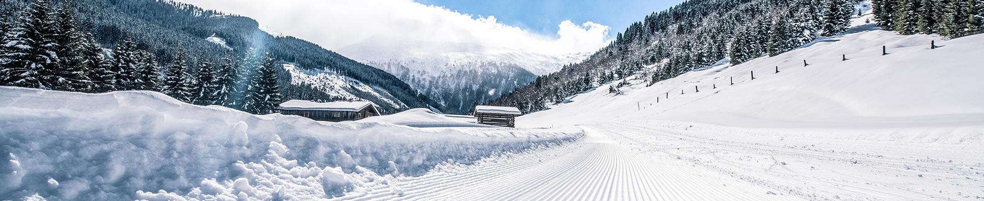 Langlaufen - Winterurlaub in Gastein