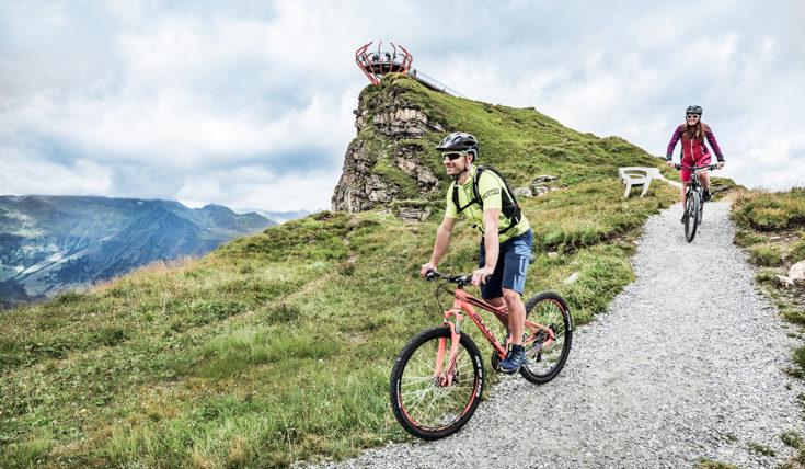 Mountainbiken - Sommerurlaub in Gastein
