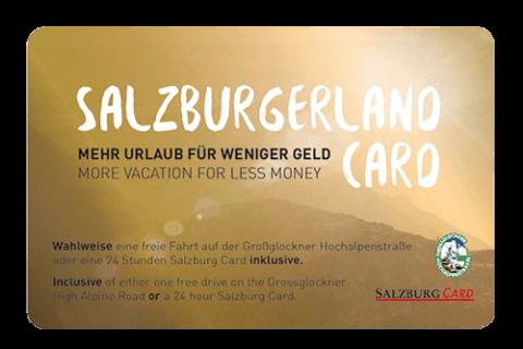 SalzburgerLand Card, Gästekarte für den Urlaub im Salzburger Land