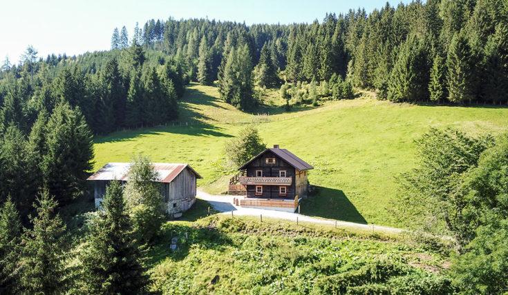 Hütte in Bad Hofgastein, Selbstversorgerhütte in Salzburg
