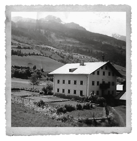 Stubnerbauer - Bauernhof damals