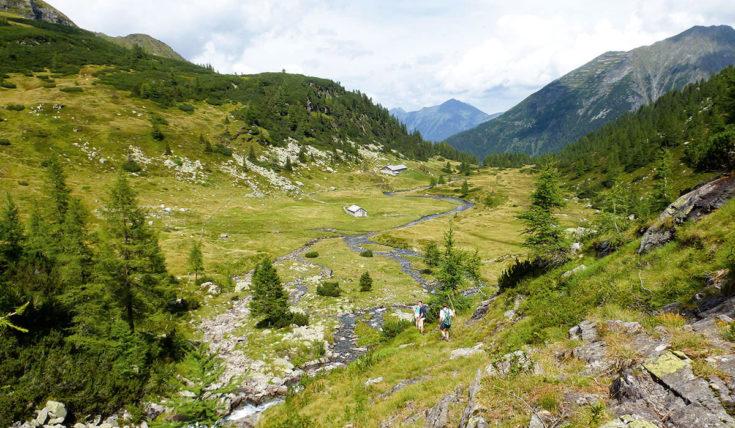 Wandern - Sommerurlaub in Gastein