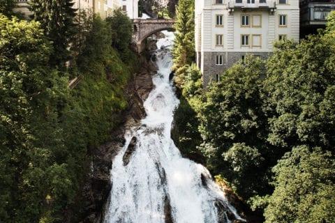 Wasserfall Bad Gastein - Ausflugsziel im Salzburger Land