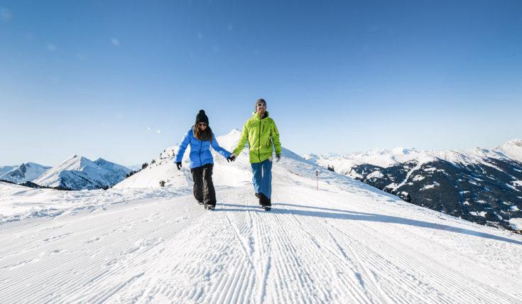 Winterwandern - Winterurlaub in Gastein