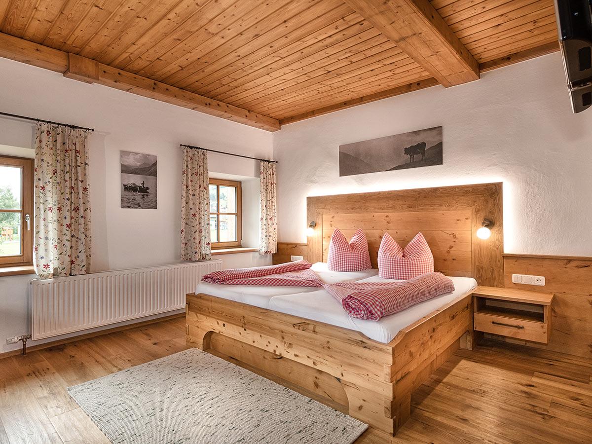 Helle Gästezimmer in Bad Hofgastein, Salzburg